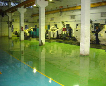 Epoxy / PU Coatings